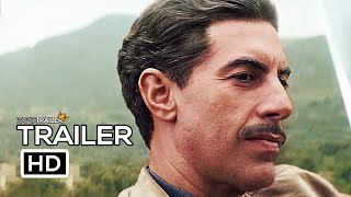 THE SPY Official Trailer (2019) Sacha Baron Cohen, Netflix Series HD