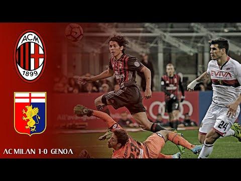 MILAN - GENOA | 1-0 | HD Full Highlights & Goals - Serie A TIM | 18/3/2017 | MilanActu