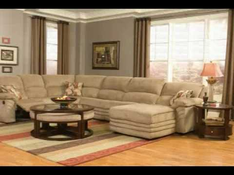 Modern living room furniture youtube for V a dundee living room