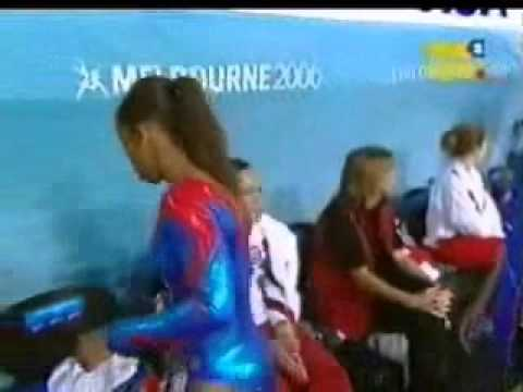 Kaisey Griffith 2006 Commonwealth Games VT AA