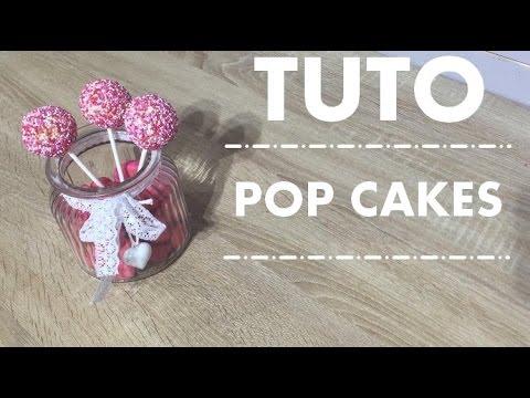 Pop Cake Recette Facile Et Rapide