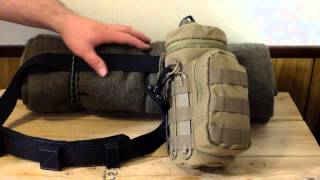 Basic Bushcraft kit by Joe Tactical
