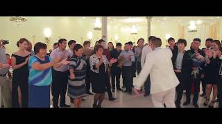 Калмыцка свадьба! Феликс Шорваев! отжиг на свадьбе!!! На канале ZaanOnline