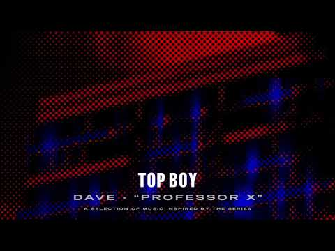 Santan Dave swaps Top Boy for X-men on new cut 'Professor X'