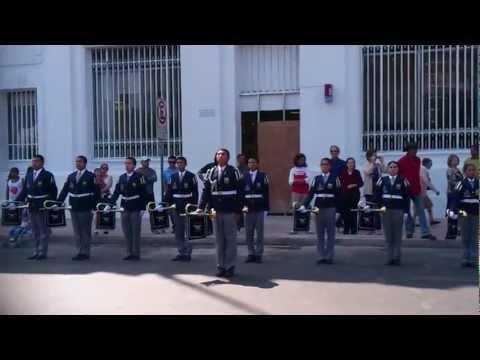 Banda Instituto Superior de Comercio Antofagasta Comunal 2012