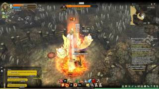 Video [Tree of Savior] Boss Fight - Cactusvel Lv.124 [Pyromancer 3/Thaumaturge 1] download MP3, 3GP, MP4, WEBM, AVI, FLV April 2018