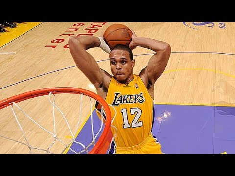 Shannon Brown Lakers Highlights (Fly Like An Eagle)