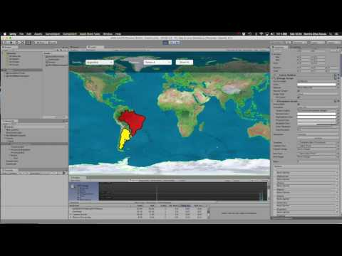 Tutorial 1: Creating A Simple UI For World Map Strategy Kit