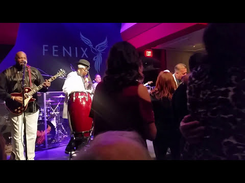 Reasons -- Kalimba The Spirit of Earth Wind and Fire - The Fenix Supper Club
