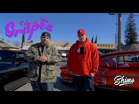 """Juice De Mecca X Skitzo Silva """"City Of The Grapes"""" (Official Music Video) //Shot By Shimo Media"""