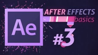 Уроки Adobe After Effects. Анимация текста