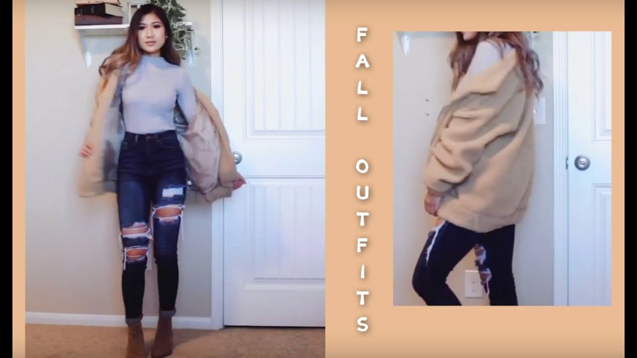 [VIDEO] - ? Casual Fall Outfit Ideas || 2019 ? 2