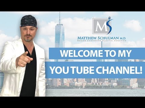 Learn About Matthew Schulman, M.D. - New York City Plastic Surgeon - Schulman Plastic Surgery