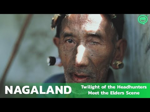 NAGALAND | Twilight Of The Headhunters | Meet The Elders | Coconuts TV