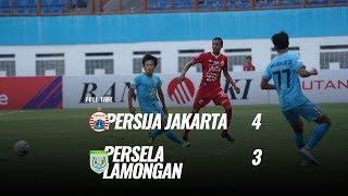 [pekan Tunda] Cuplikan Pertandingan Persija Jakarta Vs Persela Lamongan, 15 November 2019