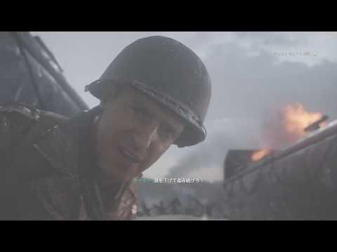 [CODWW2]元自衛官、第二次大戦にビビる