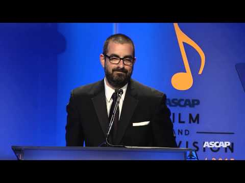 Joe Nussbaum & Randy Spendlove - 2015 ASCAP Film & TV Awards