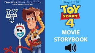 Toy Story 4 Book | Disney Pixar Movie Collection Storybook Series