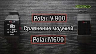 Сравнение POLAR V800 и POLAR M600 на русском языке(Сравнение часов POLAR V800 и POLAR M600 на русском языке. Купить часы Вы можете на сайте магазина: http://magazin-sportlife.ru..., 2017-02-16T10:14:30.000Z)