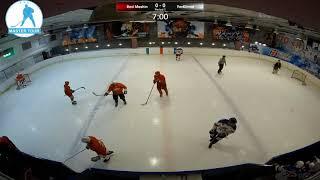 Шорт хоккей Мастер-Тур матч Ред Машин - ЯрКлимат