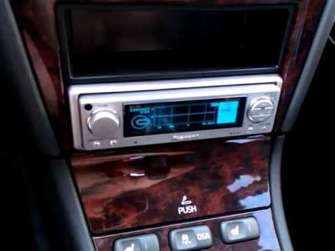 Pioneer Dex P9r Deq P9 Cd Ib100 Youtube