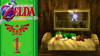 The Legend of Zelda: Ocarina of Time 3D ITA [Parte 1 - Il Ragazzo senza Fata]