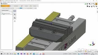 GO2cam Spannmittel - Zentrumsspanner Schraubstock