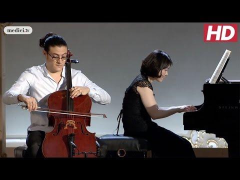 #TCH15 - Cello Round 1: Santiago Canon Valencia