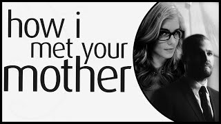 Felicity & Oliver - How I met your mother (married + kids AU)
