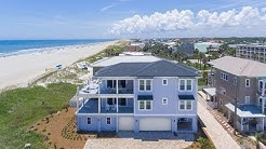 Homes For Sale In St. Augustine - St Augustine Beach Oceanfront Home