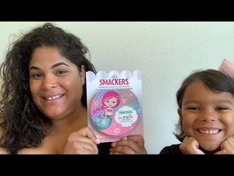 SMACKERS SPARKLE & SHINE MERMAID PALETTE WITH PIA | DALIZA thumbnail