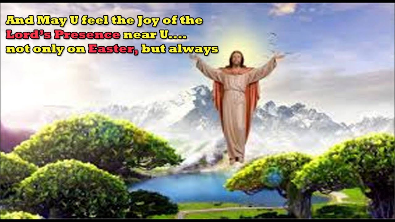 Happy Easter 2016 Wishes Sms Message Whatsapp Video Greetings