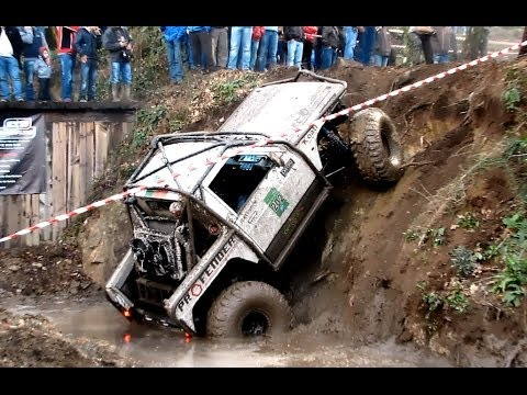 Nissan Patrol 260 Trial 4×4 Extreme Offroad HD