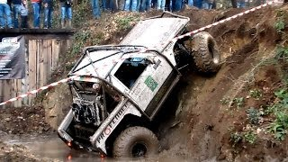 Nissan Patrol 260 Trial 4x4 Extreme Offroad HD