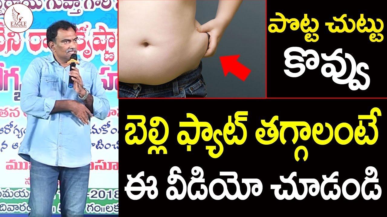 belly loss diet plan