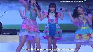HD JKT48 Gomen ne SUMMER Melody Graduation Concert TV Ver 180513