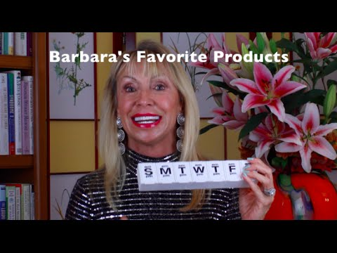 Barbara's All-Time Favorite Products