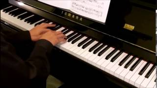 Trinity TCL Piano 2015-2017 Grade 4 A1 Haydn Presto Sonata in A XVI 26 Movement 3 by Alan