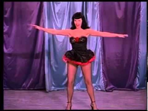 Bettie Page - Queen of Pin Up (50's)