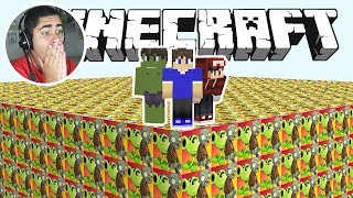 DESAFIO LUCKY BLOCK PLANT vs ZOMBIES no MINECRAFT