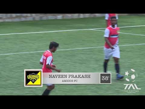 Amigos FC v Simba Sports FC (Gameweek 7 Division 2 TAL Bangalore Season 5)
