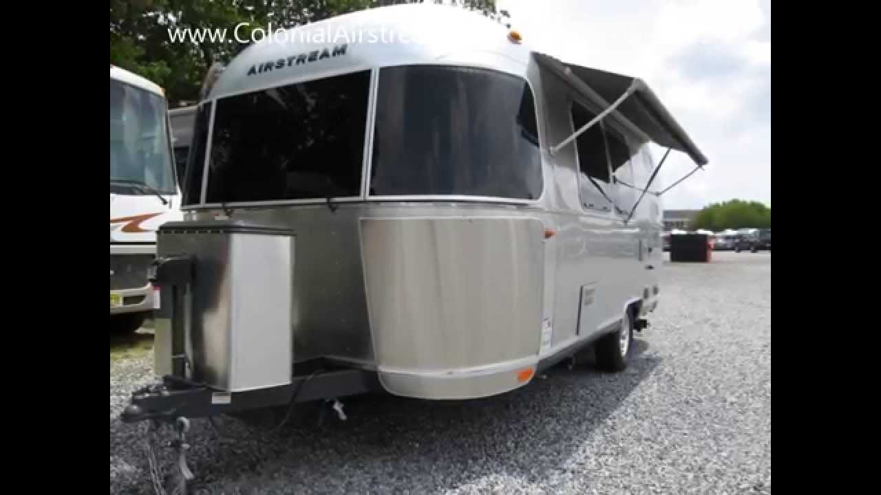 2016 airstream flying cloud 20c bambi small light weight travel trailer for sale youtube. Black Bedroom Furniture Sets. Home Design Ideas