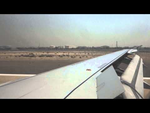 Landing at #Kuwait International Airport