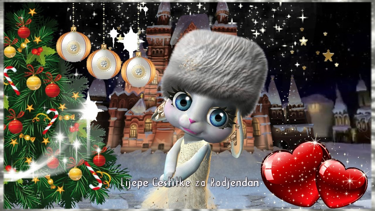 bozicne cestitke sretan bozic Poruka za Božić ❤🎄   YouTube bozicne cestitke sretan bozic