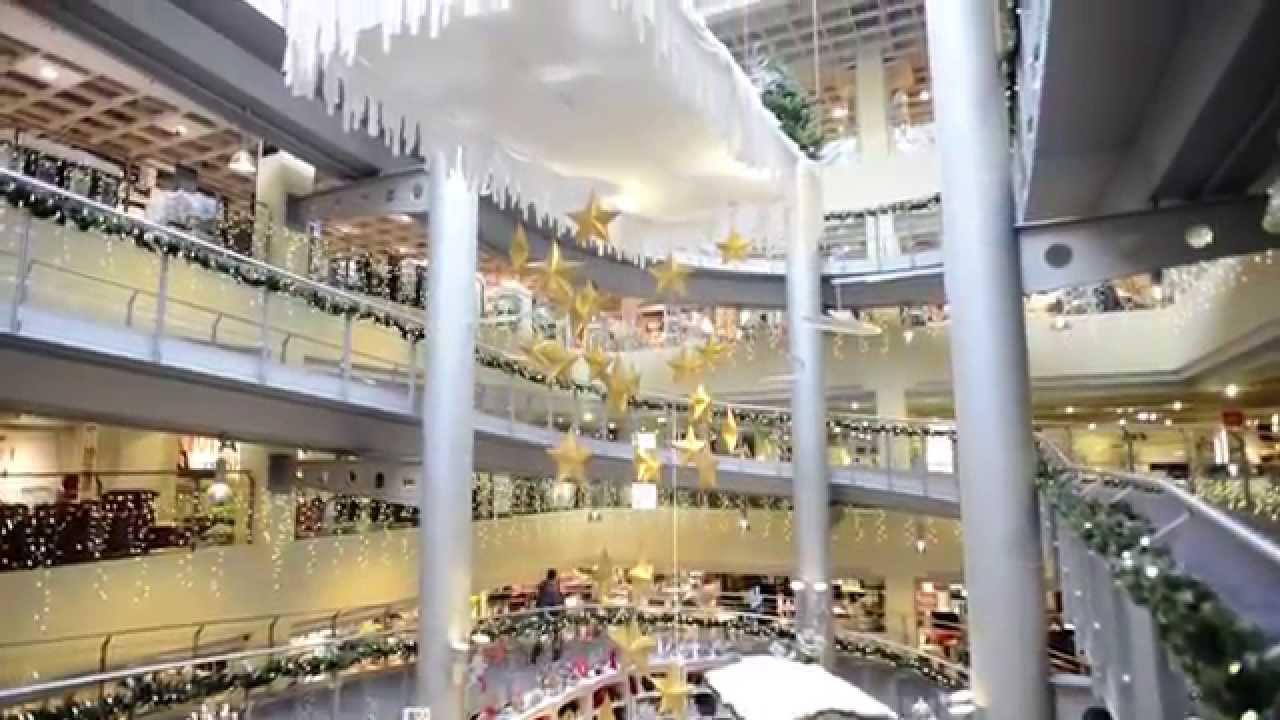 Zauberhafter Weihnachtsmarkt Bei Möbel Kempf Youtube
