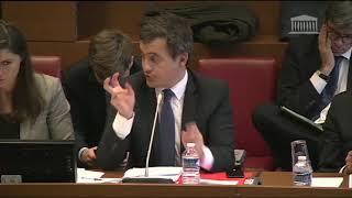 Olivia Grégoire - Commission des finances - Question sur le prélèvement à la source