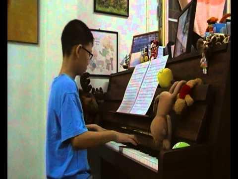 ห่างกันสักพัก หวาย เปียโน-piano by Blessing