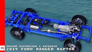2019 Ford Ranger Raptor Engine Suspension & Interior