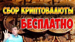 Криптовалюта на халяву  Собирай разные крипто монеты бесплатно