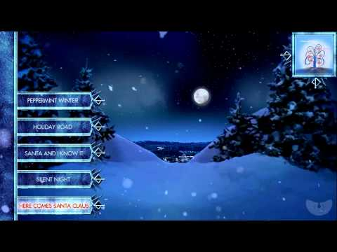 Here Comes Santa Claus - Peppermint Winter Sampler (VoicePlay)